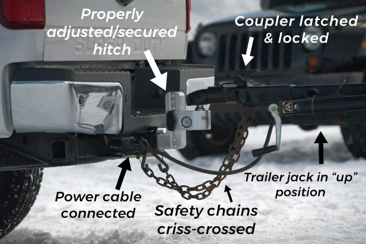 In Addition 7 Pin To 4 Pin Trailer Adapter Also Trailer Hitch Wiring