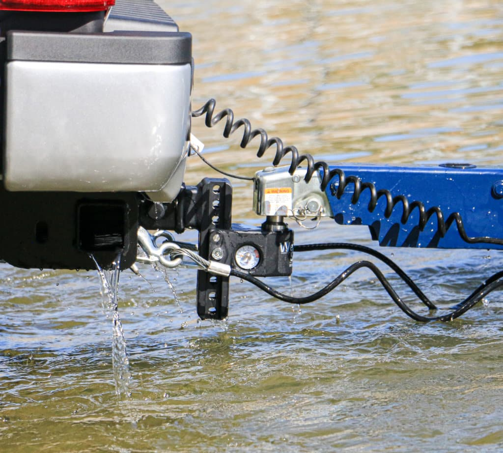 boat tow hitch