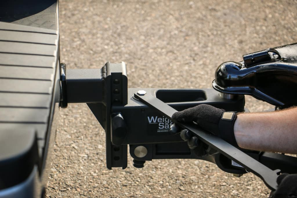 true tow weight distribution hitch