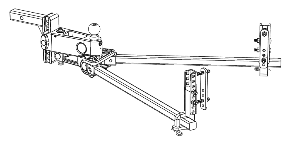 what is a weight distribution hitch?