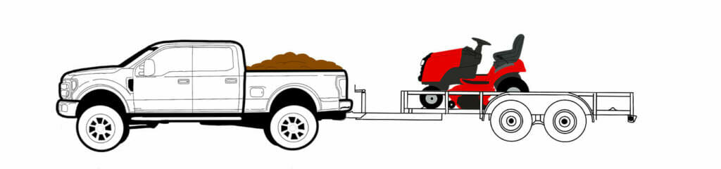 truck and trailer safe towing