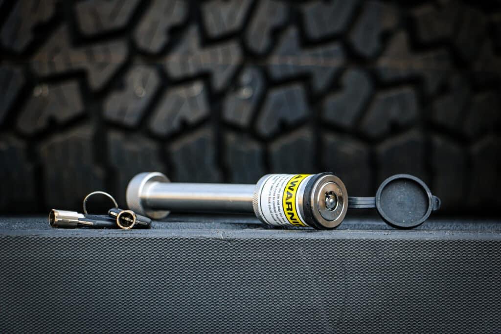 hitch locking pin - Weigh Safe locking accessories