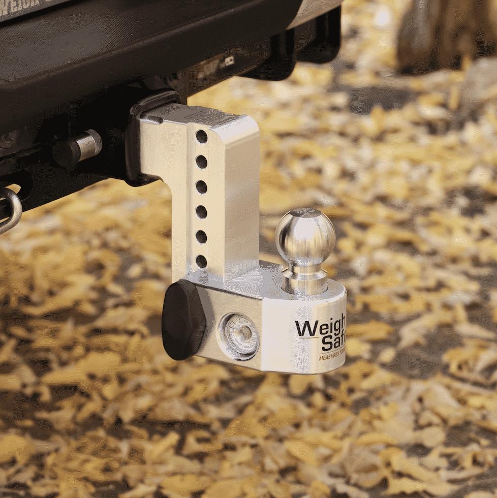 WeighSafe aluminum hitch